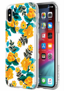 Incipio - Design Classic Case for Apple iPhone Xs / X - Desert Dahlia