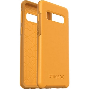 OtterBox SYMMETRY Case Samsung Galaxy S10 Aspen Gleam Yellow