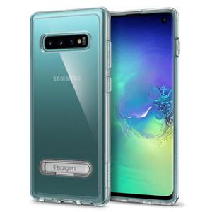 Spigen - Slim Armor Crystal Case for Samsung Galaxy S10 - Crystal Clear