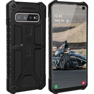 URBAN ARMOR GEAR Monarch Case for Samsung Galaxy S10 Matte Black