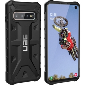 URBAN ARMOR GEAR Pathfinder Case for Samsung Galaxy S10 Black