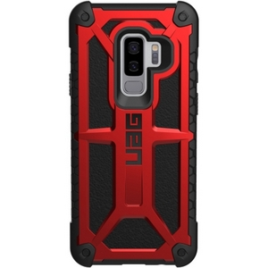 URBAN ARMOR GEAR Monarch Case for Samsung GS9+ in Crimson