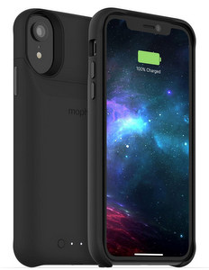 mophie - juice pack access Power Bank Case 2,000 mAh for Apple iPhone XR - Black