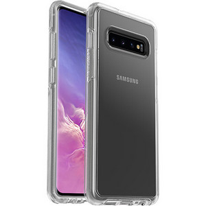 OtterBox SYMMETRY Case Samsung Galaxy S10 Plus Clear