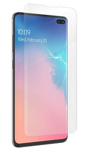 ZAGG - InvisibleShield Ultra Clear Screen Protector for Samsung Galaxy S10 Plus - Clear