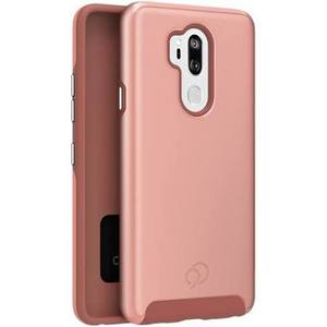 Nimbus9 - Cirrus 2 Case for LG G7 ThinQ - Rose Gold