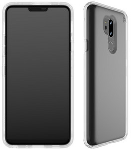 Speck - Presidio Clear Case for LG G7 ThinQ - Clear