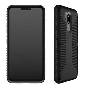 Speck - Presidio Grip Case for LG G7 ThinQ - Black