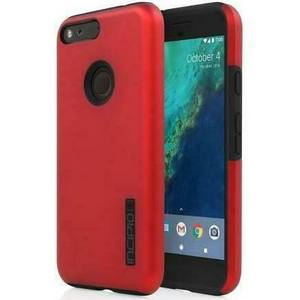 Incipio - DualPro Case for LG G8 ThinQ - Red