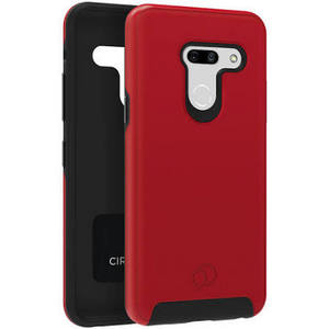 Nimbus9 - Cirrus 2 Case for LG G8 ThinQ - Crimson