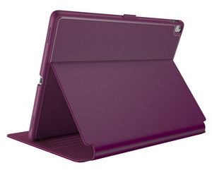 Speck - Balance Folio / Wake Magnet - Syrah Purple and Magenta Pink