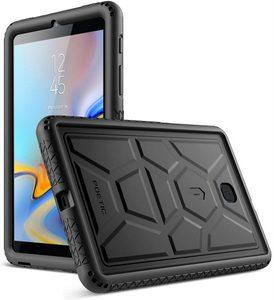 Premium Galaxy Tab A 8.0 2018, TurtleSkin Protective Silicone Case for Samsung Galaxy Tab A 8.0 (2018) Black