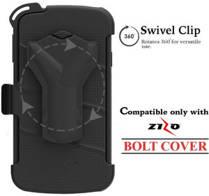 Zizo Replacement Belt Holster For Bolt Cases Only (Does not fit without bolt cover)
