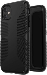 Speck - Presidio Grip Case for Apple iPhone 11 - Black