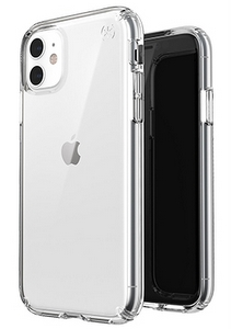 Speck - Presidio Stay Clear Case for Apple iPhone 11 - Clear