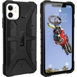 URBAN ARMOR GEAR - Pathfinder Case for iPhone 11 in Black