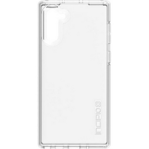 Incipio Technologies - DualPro Case for Galaxy Note10Plus in Clear