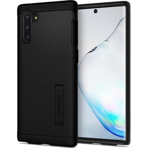 Spigen Slim Armor Case for Galaxy Note10 in Black
