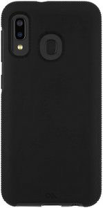 Case-Mate Tough Grip for Samsung Galaxy A20 in Black