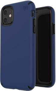 Speck - Presidio Pro Case for Apple iPhone 11 Max Pro - Coastal Blue and Black