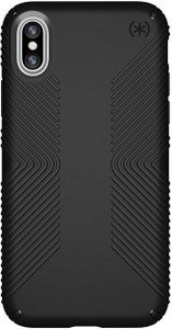 Speck - Presidio Grip Case for Apple iPhone XR Max - Black