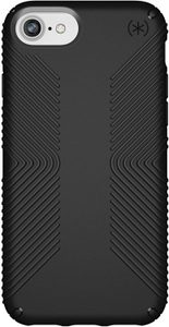Speck - Presidio Grip Case for Apple iPhone 8 / 7 / 6s / 6 - Black