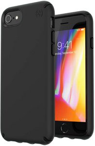Speck - Presidio Pro Case for Apple iPhone 8 / 7 / 6s / 6 - Black