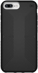 Speck - Presidio Grip Case for Apple iPhone 8 Plus / 7 Plus / 6s Plus / 6 Plus - Black