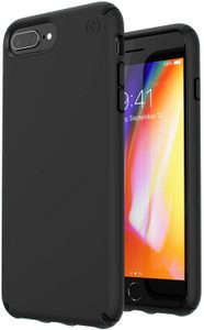 Speck - Presidio Pro Case for Apple iPhone 8 Plus / 7 Plus / 6s Plus / 6 Plus - Black