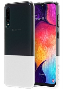 Incipio - NGP Case for Samsung Galaxy A50 - Clear