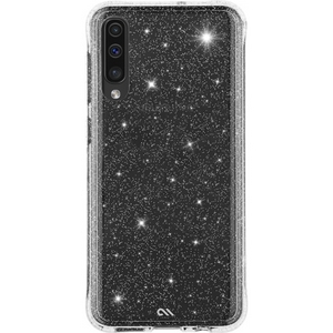 Case-Mate - Sheer Crystal Case for Samsung Galaxy A50 - Clear