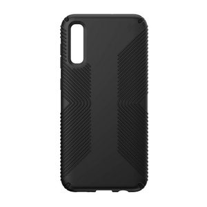 Speck - Presidio Grip Case for Samsung Galaxy A50 - Black