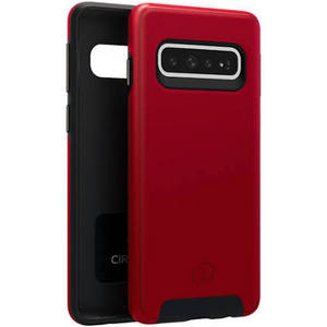 Nimbus9 - Cirrus 2 Case for Samsung Galaxy S10 Plus - Crimson