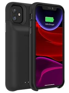mophie - Juice Pack Access Power Bank Case 2,200 mAh for Apple iPhone 11 Pro Max - Black