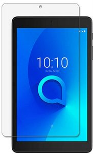 Premium FITTED TEMPERED GLASS Screen Protector for Alcatel Joy Tab 8 - Clear