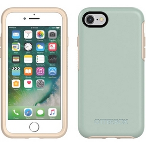 OtterBox SYMMETRY Rugged Ultra Slim Case for Apple iPhone 7/8 in Muted Waters