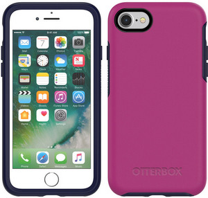 OtterBox SYMMETRY Rugged Ultra Slim Case for Apple iPhone 7/8 in Mix Berry Jam