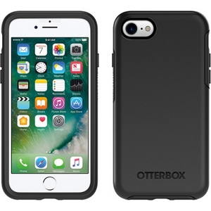 OtterBox SYMMETRY Rugged Ultra Slim Case for Apple iPhone 7Plus/8Plus in Black