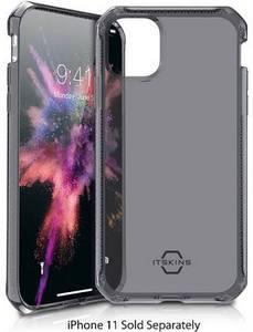 ITSKINS - Spectrum Clear Case for Apple iPhone 11 - Black