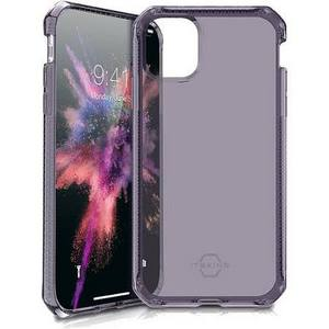 ITSKINS - Spectrum Clear Case for Apple iPhone 11 - Light Purple
