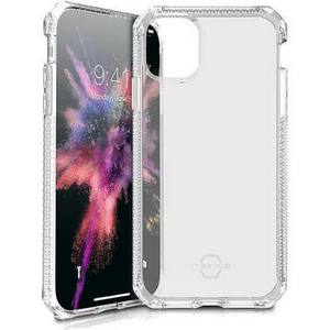 ITSKINS - Spectrum Clear Case for Apple iPhone 11 - Transparent