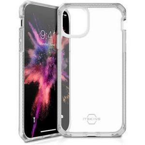 ITSKINS - Hybrid Solid Case for Apple iPhone 11 Pro Max - Transparent