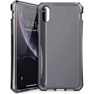 ITSKINS - Spectrum Clear Case for Apple iPhone XR Black