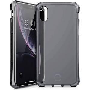 ITSKINS - Spectrum Clear Case for Apple iPhone XR Black