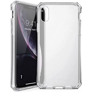 ITSKINS - Spectrum Clear Case for Apple iPhone X/XS Transparent