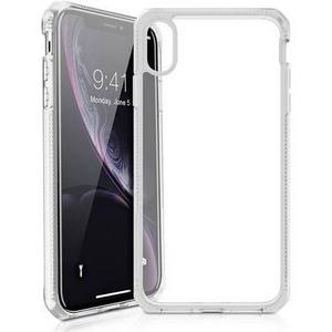 ITSKINS - Hybrid Frost MKII Case for Apple iPhone X/XS Tansparent