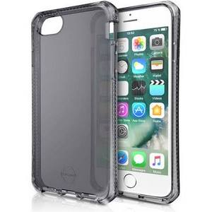 ITSKINS - Spectrum Clear Case for Apple iPhone 8 Plus / 7 Plus / 6s Plus / 6 Plus - Black