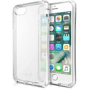 ITSKINS - Spectrum Clear Case for Apple iPhone 8 Plus / 7 Plus / 6s Plus / 6 Plus - Transparent