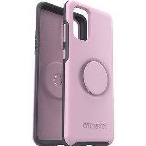 OtterBox - Otter + Pop Symmetry Case for Samsung Galaxy S20 Plus - Mauvelous