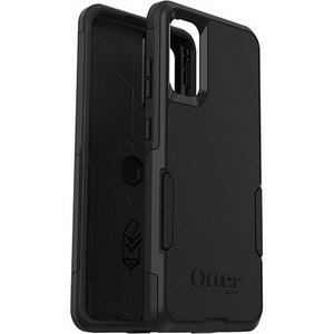OtterBox - Commuter Case for Samsung Galaxy S20 Ultra  - Black
